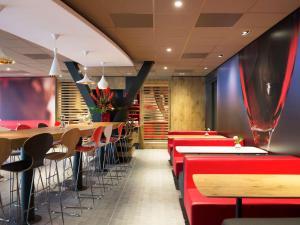 مطعم أو مكان آخر لتناول الطعام في إيبيس روتردام سيتي سنتر