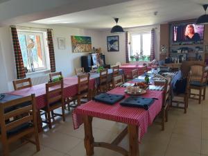 Restaurace v ubytování König-in