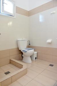 Ein Badezimmer in der Unterkunft Despoina