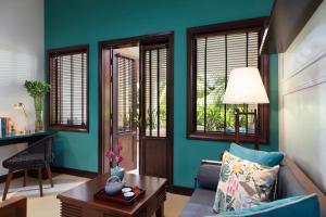 A seating area at Anantara Hoi An Resort