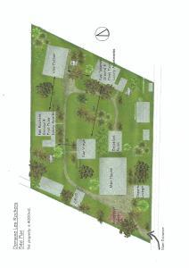 Планировка Domaine Les Rochers