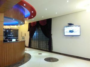 تلفاز و/أو أجهزة ترفيهية في لافونا 2 للأجنحة الفندقية
