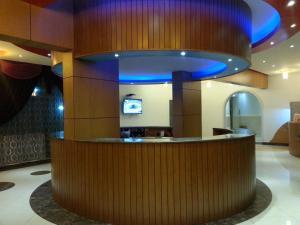 منطقة الاستقبال أو اللوبي في لافونا 2 للأجنحة الفندقية