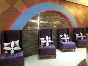 منطقة جلوس في لافونا 2 للأجنحة الفندقية