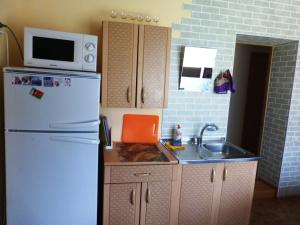 Кухня или мини-кухня в Houses Gornolyzhnaya 15