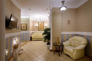 Гостиная зона в Золотое Руно