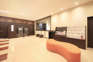 The lobby or reception area at Richmond Hotel Tokyo Musashino