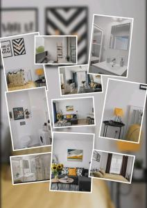 The floor plan of M&R Apartament Airport&Business Premium Komputerowa