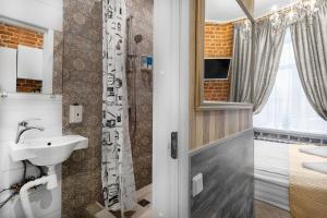 Ванная комната в Rosen
