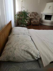 A bed or beds in a room at Amrai