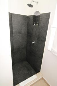 A bathroom at Albachiara Hotel - Las Terrenas