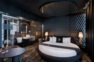 Ванная комната в Hugo's Boutique Hotel - Adults Only