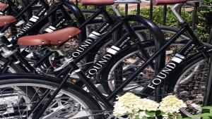 Biking at or in the surroundings of Dupont Circle Embassy Inn by FOUND
