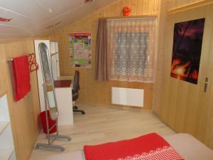 Lobby/Rezeption in der Unterkunft postman8 - Bed and Breakfast