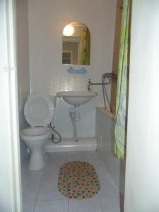 Ванная комната в Апартаменты на Уральской