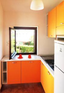 Cucina o angolo cottura di Residence La Giungla