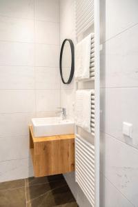 Ванная комната в Hotel Royal