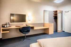 TV/Unterhaltungsangebot in der Unterkunft Hotel Sachsen-Anhalt