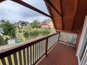 Balkon lub taras w obiekcie TURN OFF