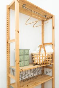 A bunk bed or bunk beds in a room at Picnic Dreams Boutique Hostel