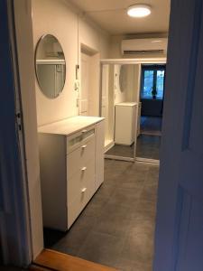 A bathroom at Stryn - idyllisk hus