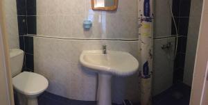 Ванная комната в Гостевой дом Оскар