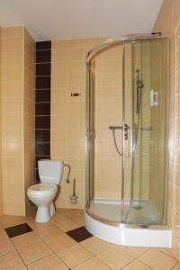 Łazienka w obiekcie Hotel Imperial