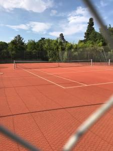 Tennis and/or squash facilities at Hotel Château Des Alpilles or nearby