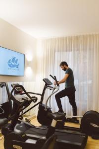 Palestra o centro fitness di Hotel America