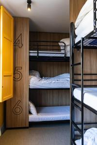 A bunk bed or bunk beds in a room at PubLove @ The Steam Engine,Waterloo