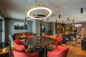 Lounge oder Bar in der Unterkunft Golden Ball, Exclusive Serviced Apartments Munich
