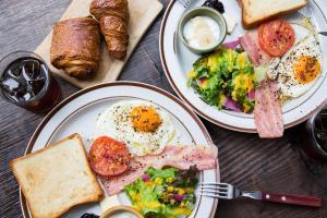 Opções de almoço e/ou jantar disponíveis para hóspedes em CITAN Hostel
