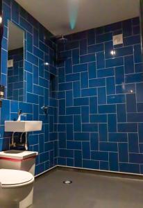 A bathroom at PubLove @ The Rose & Crown