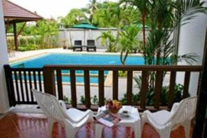 The swimming pool at or close to Krabi Cozy Place