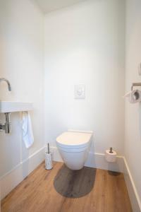 A bathroom at Gravenstraat