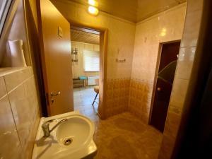 A bathroom at Inn Stay House