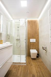 A bathroom at Hotel Promyk Wellness & Spa
