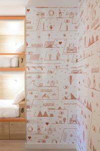 Ванная комната в Central Hostel Bordeaux Centre
