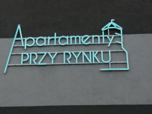 Logo lub znak tego apartamentu