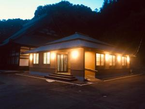 Edificio in cui si trova il ryokan