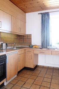 A kitchen or kitchenette at Dorint Resort Winterberg Sauerland