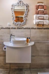 A bathroom at Caledon 23 Country House