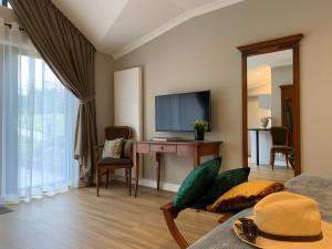 TV/Unterhaltungsangebot in der Unterkunft Oasis Resort