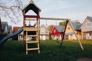 Children's play area at OSADA NA WYSPIE