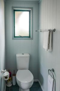 A bathroom at La Dolce Vita