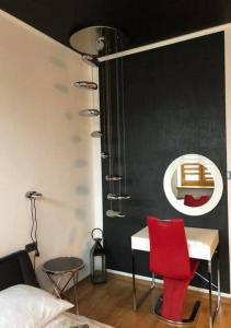 Łazienka w obiekcie Hotel Polonia