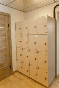 Ванная комната в SV Хостел