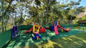 Parquinho infantil em Quinta da Paz Resort