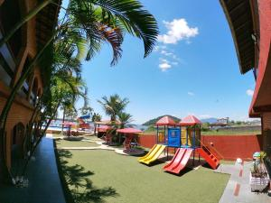 Children's play area at Hotel Marazul