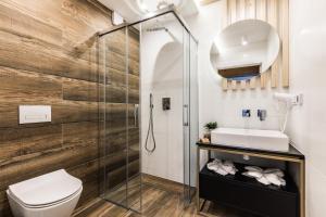 A bathroom at Aparthotel Prestige
